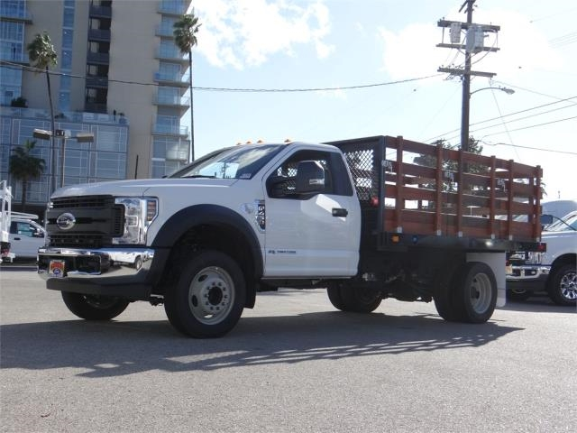 2019 F-450 Regular Cab DRW 4x2,  Marathon Stake Bed #M90973 - photo 1