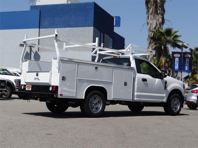 2019 F-350 Regular Cab 4x2,  Harbor Service Body #M91325T - photo 1