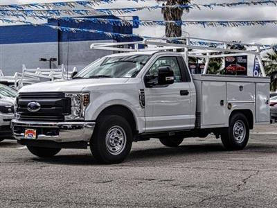 2019 F-250 Regular Cab 4x2,  Scelzi Crown Service Body #M91661T - photo 1