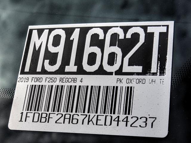 2019 F-250 Regular Cab 4x2,  Scelzi Crown Service Body #M91662T - photo 13