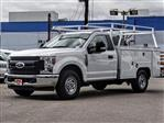 2019 F-250 Regular Cab 4x2,  Scelzi Service Body #M91662T - photo 1