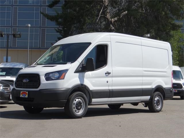 2019 Transit 150 Med Roof 4x2,  Empty Cargo Van #M91940T - photo 1