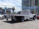 2019 F-550 Regular Cab DRW 4x2,  Scelzi WFB Platform Body #M92154 - photo 2
