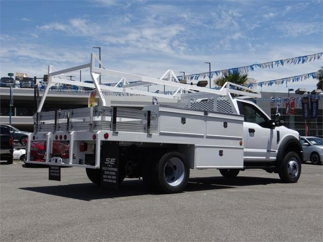 2019 F-450 Regular Cab DRW 4x2,  Scelzi Contractor Body #M92169T - photo 1
