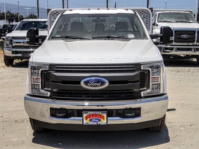 2019 F-350 Regular Cab DRW 4x2,  Scelzi Stake Bed #M92180T - photo 7