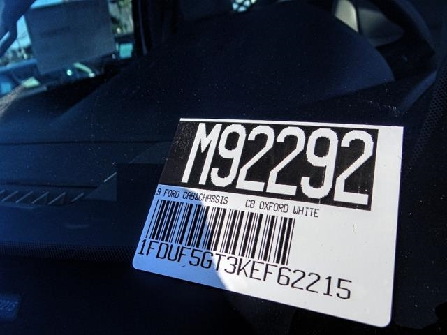 2019 F-550 Regular Cab DRW 4x2,  Scelzi WFB Platform Body #M92292 - photo 11