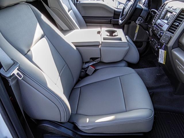 2019 F-550 Regular Cab DRW 4x2,  Scelzi WFB Platform Body #M92292 - photo 9