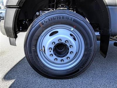 2019 F-550 Regular Cab DRW 4x2,  Scelzi WFB Platform Body #M92292 - photo 10