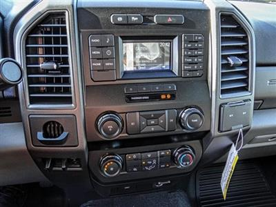 2019 F-550 Regular Cab DRW 4x2,  Scelzi WFB Platform Body #M92292 - photo 8