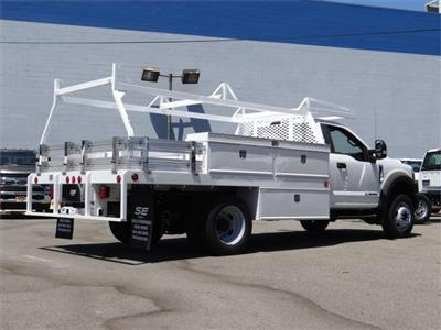 2019 F-450 Regular Cab DRW 4x2,  Scelzi CTFB Contractor Body #M92300 - photo 2
