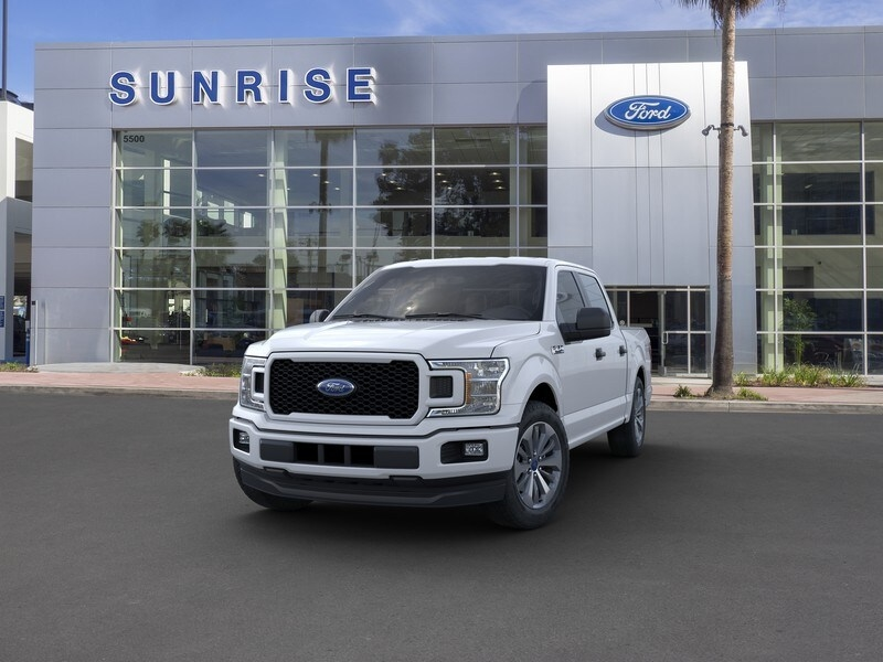 2019 F-150 SuperCrew Cab 4x2, Pickup #M92641 - photo 3