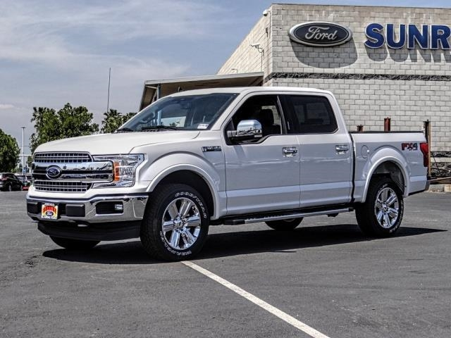 2019 F-150 SuperCrew Cab 4x4, Pickup #M92663T - photo 1