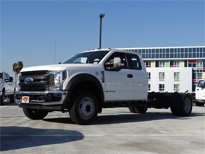 2019 F-550 Super Cab DRW 4x2, Cab Chassis #M92823 - photo 1