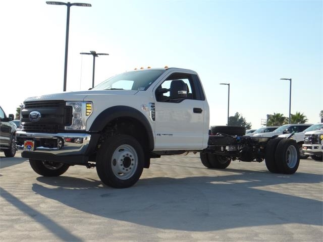 2019 F-550 Regular Cab DRW 4x2, Cab Chassis #M92829 - photo 1
