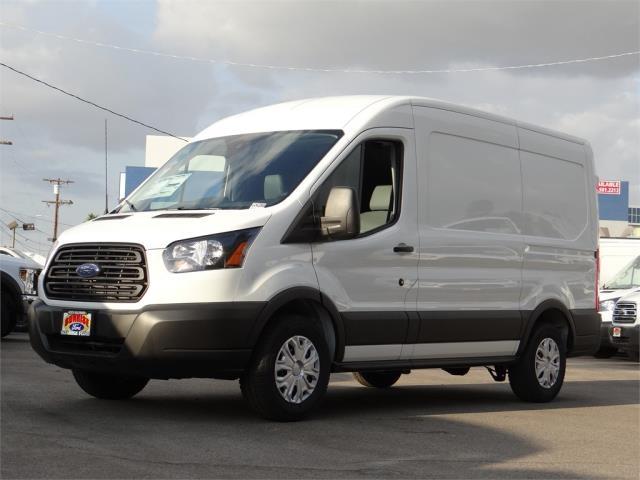 2019 Transit 150 Med Roof 4x2, Empty Cargo Van #M92843T - photo 1