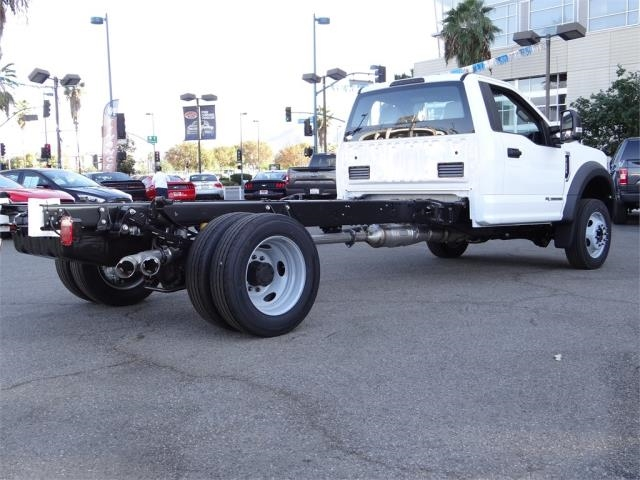 2019 Ford F-450 Regular Cab DRW 4x2, Cab Chassis #M92876 - photo 1