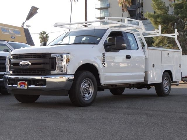 2019 F-250 Super Cab 4x2, Harbor TradeMaster Service Body #M92882 - photo 1