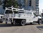 2019 F-450 Regular Cab DRW 4x2, Scelzi CTFB Contractor Body #M93009T - photo 2