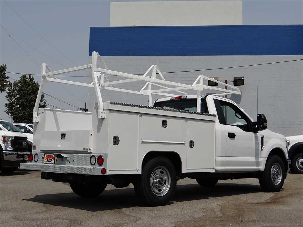 2019 Ford F-250 Regular Cab 4x2, Scelzi Crown Service Body #M93022T - photo 2