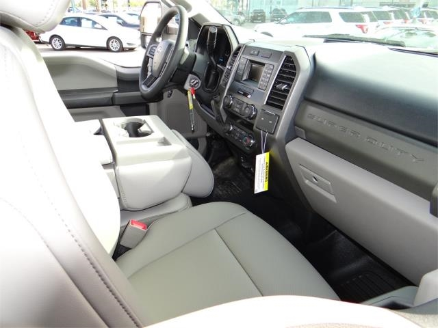 2019 F-350 Regular Cab DRW 4x2, Scelzi WFB Stake Bed #M93032 - photo 7