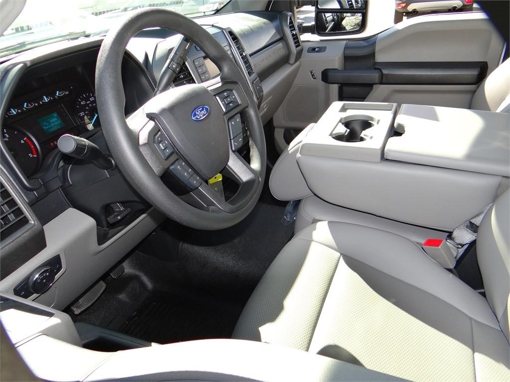 2019 Ford F-450 Regular Cab DRW 4x2, Scelzi WFB Platform Body #M93059 - photo 4