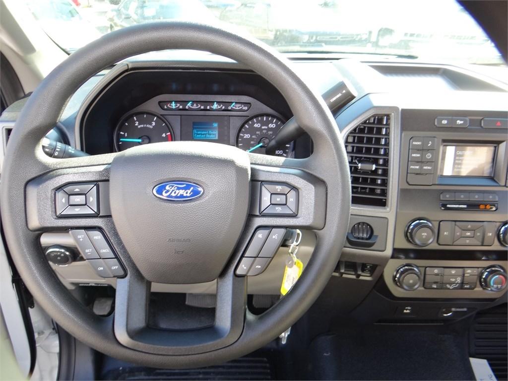 2019 F-550 Regular Cab DRW 4x2, Scelzi WFB Platform Body #M93060 - photo 4