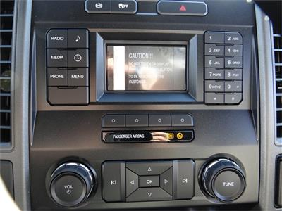 2019 F-550 Regular Cab DRW 4x2, Scelzi WFB Platform Body #M93060 - photo 5