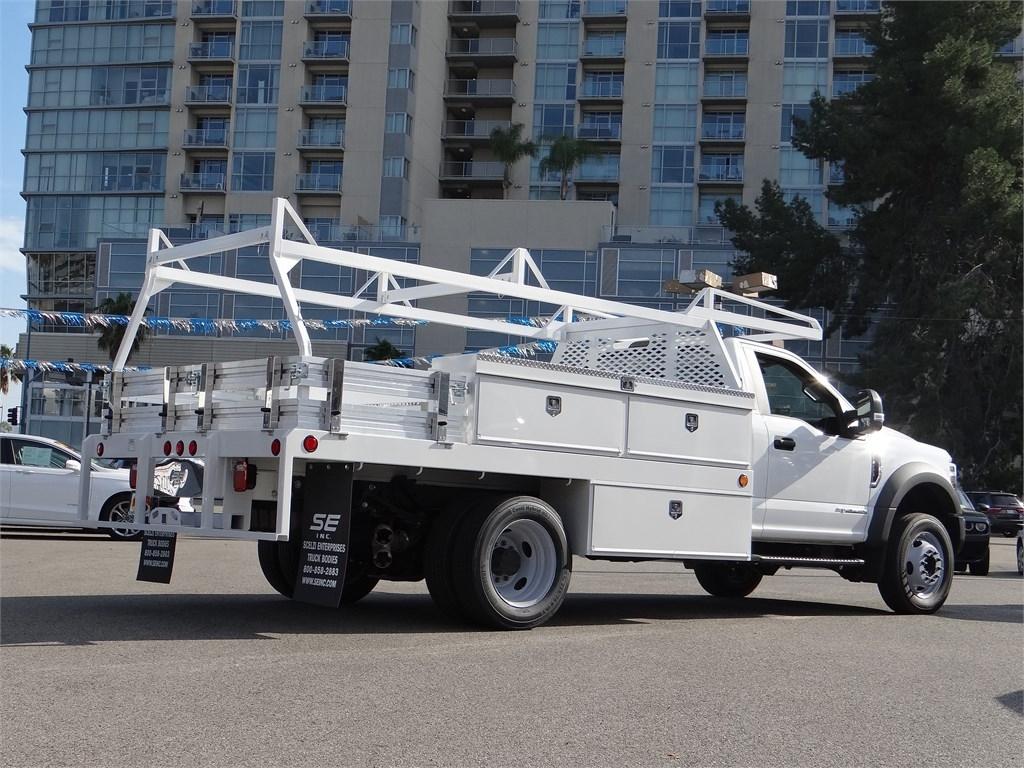 2019 F-450 Regular Cab DRW 4x2, Scelzi CTFB Contractor Body #M93061 - photo 2