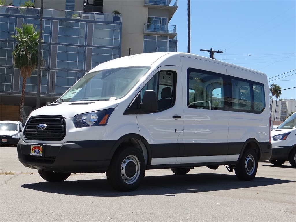 2019 Ford Transit 150 Med Roof 4x2, Empty Cargo Van #M93069T - photo 1