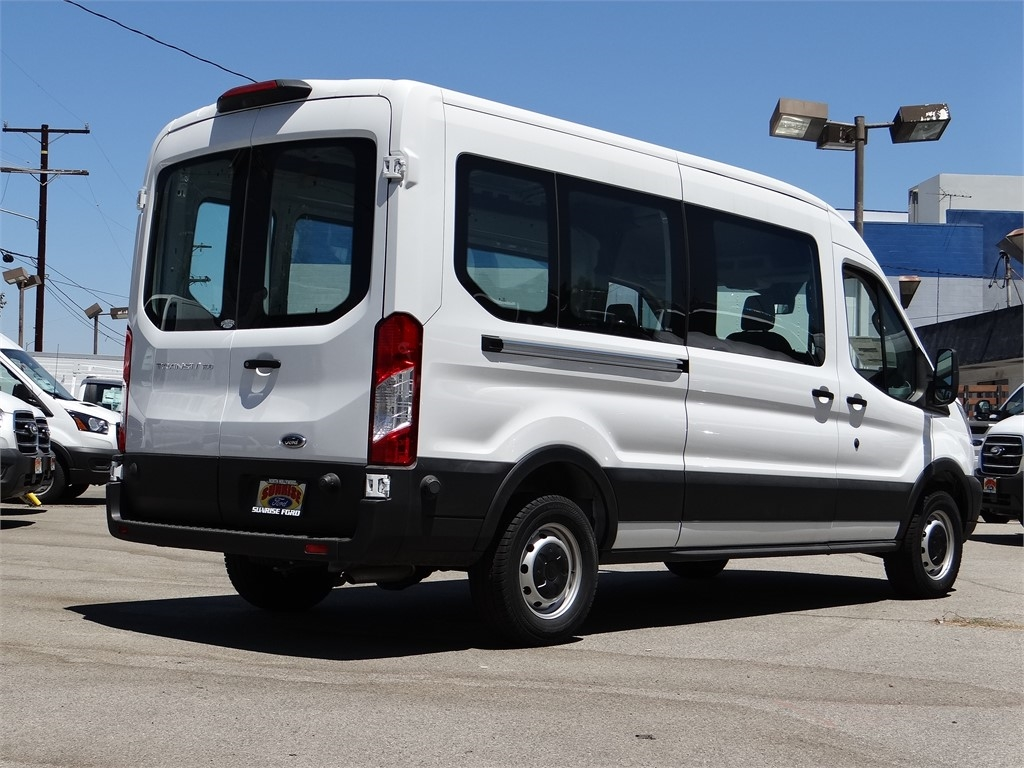 2019 Ford Transit 150 Med Roof 4x2, Empty Cargo Van #M93069T - photo 3