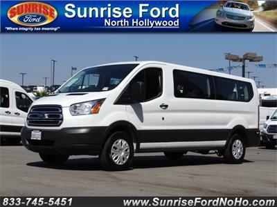 2018 Ford Transit 350 Low Roof 4x2, Passenger Wagon #B26795PR - photo 1
