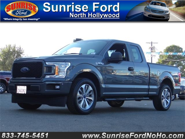 2018 F-150 Super Cab 4x2, Pickup #B26885 - photo 1