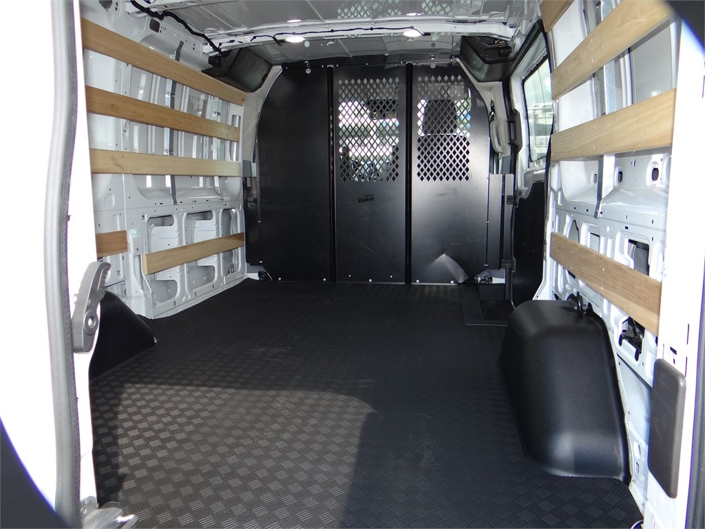 2019 Transit 250 Low Roof 4x2, Empty Cargo Van #B27198 - photo 1