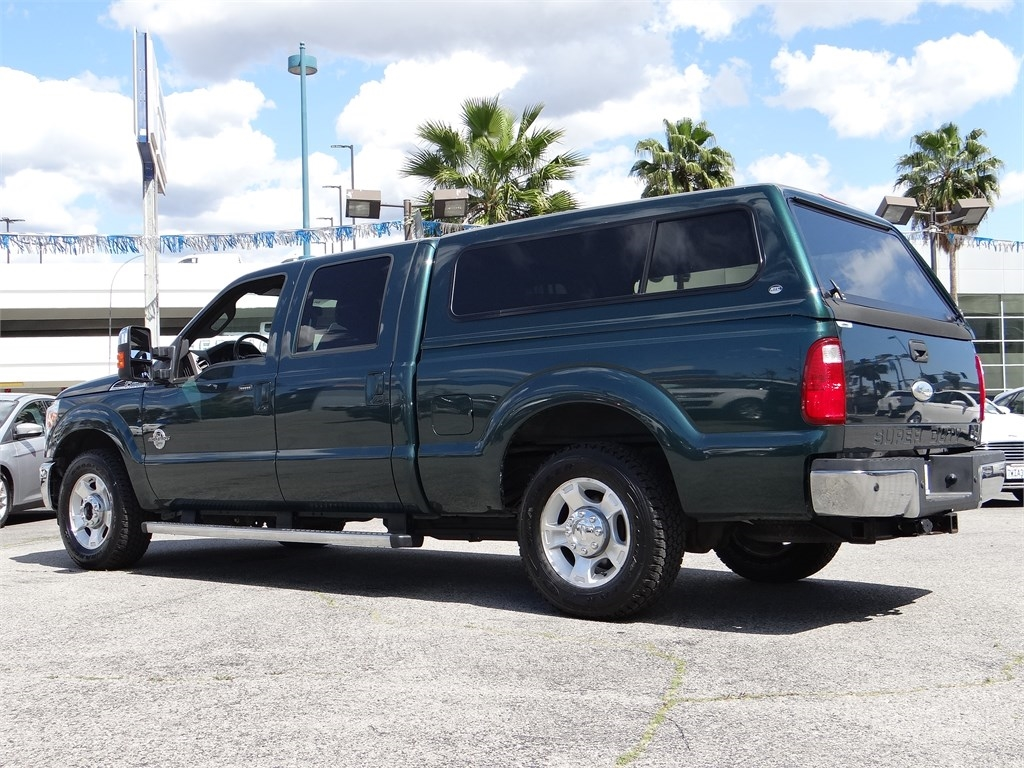 2011 F-250 Crew Cab 4x2, Pickup #b27205 - photo 1