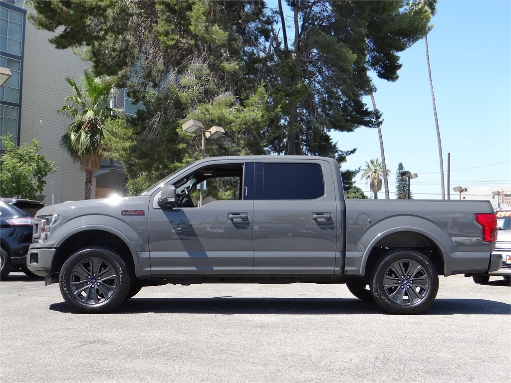 2018 Ford F-150 SuperCrew Cab 4x2, Pickup #B27377 - photo 4