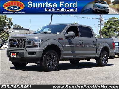 2018 Ford F-150 SuperCrew Cab 4x2, Pickup #B27377 - photo 1