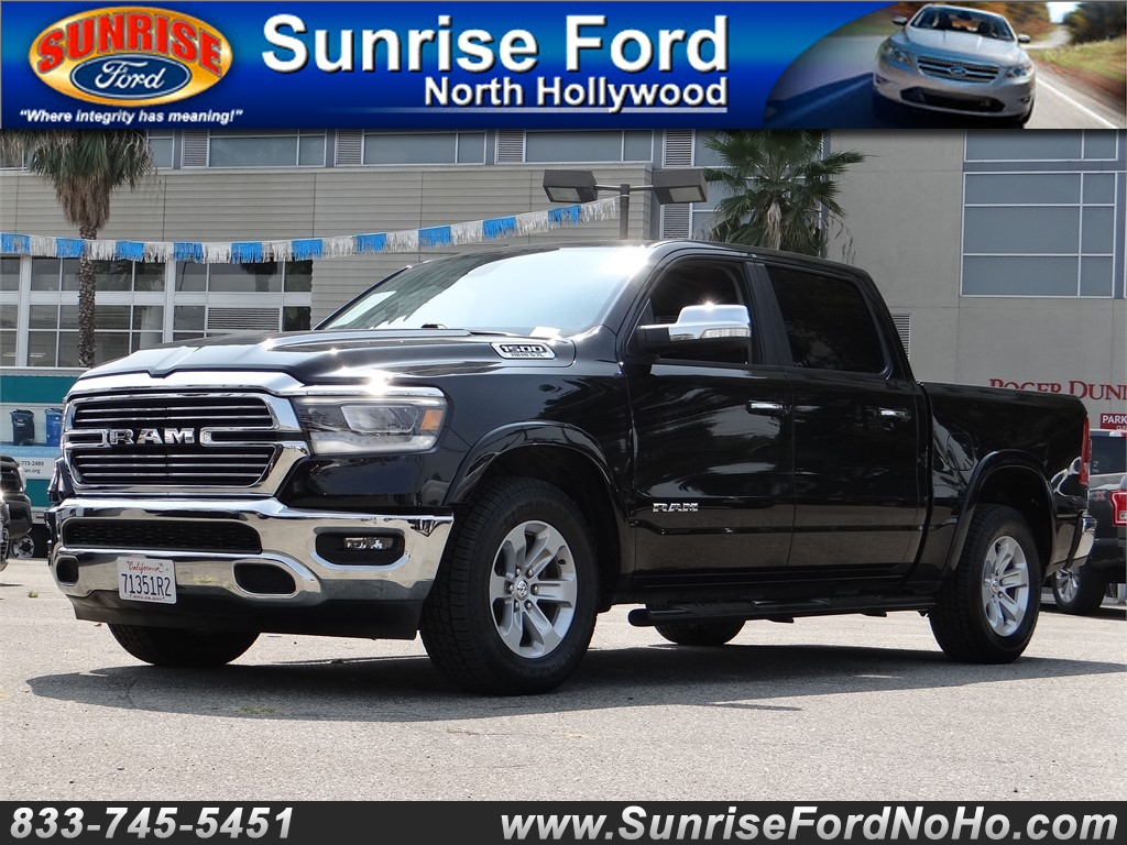 2019 Ram 1500 Crew Cab 4x2, Pickup #B27505 - photo 1