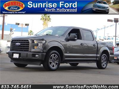 2017 Ford F-150 SuperCrew Cab 4x2, Pickup #B27668 - photo 1