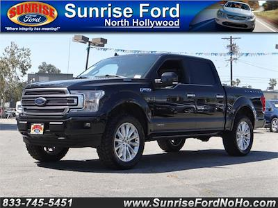 2018 Ford F-150 SuperCrew Cab 4x4, Pickup #B28001 - photo 1