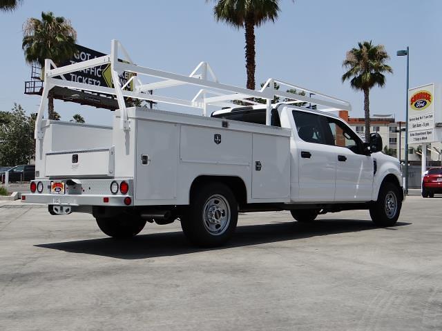 2021 Ford F-350 Crew Cab 4x2, Scelzi Service Body #G11050 - photo 1