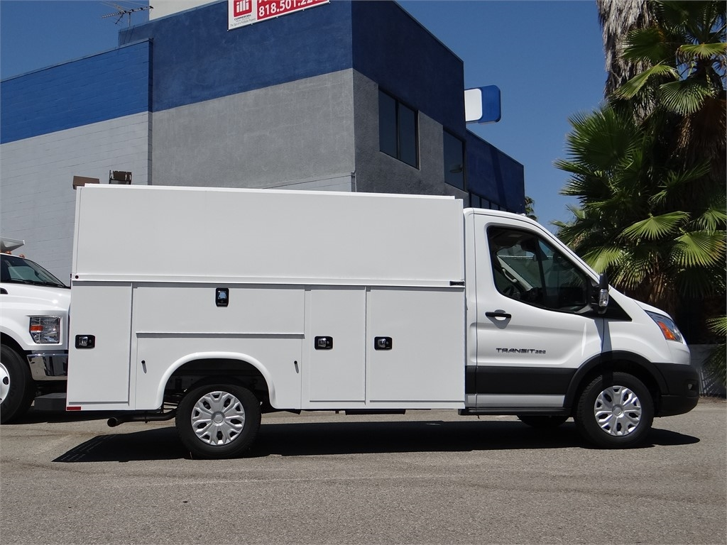 2020 Ford Transit 350 RWD, Knapheide KUV Service Utility Van #G01365 - photo 9