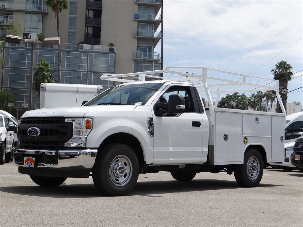 2020 Ford F-250 Regular Cab 4x2, Harbor TradeMaster Service Body #G01571 - photo 1