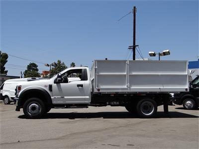 2020 Ford F-550 Regular Cab DRW 4x2, Scelzi Landscape Dump #g01880 - photo 2