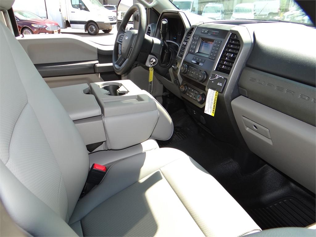 2020 Ford F-550 Regular Cab DRW 4x2, Scelzi WFB Stake Bed #G02185 - photo 6