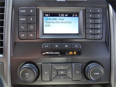 2020 Ford F-550 Regular Cab DRW 4x2, Scelzi WFB Stake Bed #G02185 - photo 5