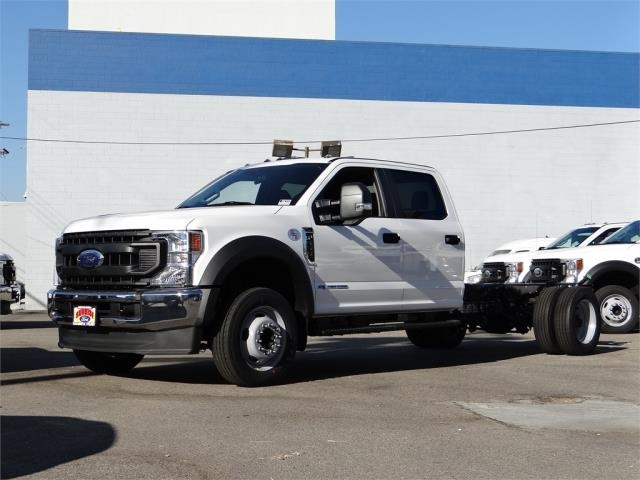 2020 Ford F-550 Crew Cab DRW 4x2, Cab Chassis #g02433 - photo 1