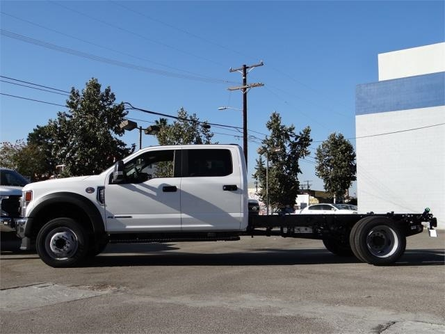2020 Ford F-550 Crew Cab DRW 4x2, Cab Chassis #g02433 - photo 3