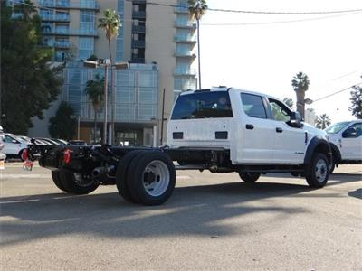 2020 Ford F-550 Crew Cab DRW 4x2, Cab Chassis #g02433 - photo 2