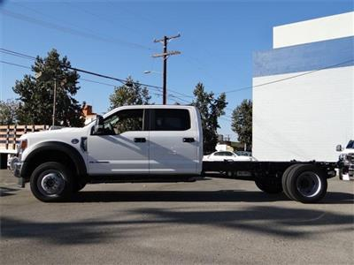 2020 Ford F-550 Crew Cab DRW 4x4, Cab Chassis #G02451 - photo 3