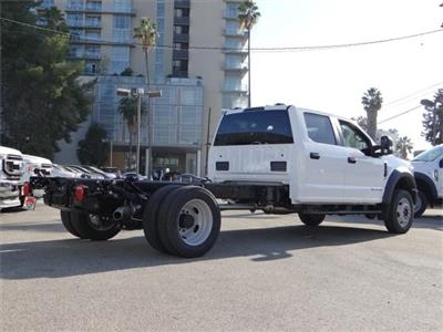 2020 Ford F-550 Crew Cab DRW 4x4, Cab Chassis #G02451 - photo 2